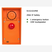 2N® IP Safety 1 red emergency button with loudspeaker